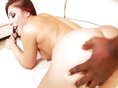 Mischa brooks, Couple anal, In anal, Çin anal, Thick sex, Thick ass