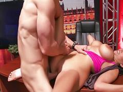 Inez, Missy, Tits i work, Tits at work, Tit work, Work at tits