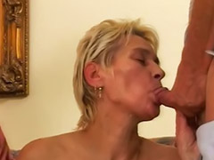 Pee, Granny, Peeing, Mature pissing, Cumming granny, Stocking cum