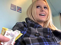 Public, Czech, Flashing, Cash