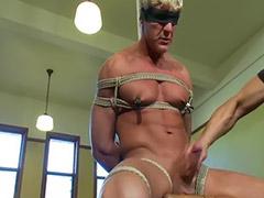 Big cock handjobs, Gay domination, Water bondage, Water cum, Gay handjob, Big handjob