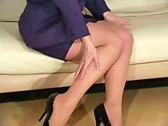 Pantyhose, Nina, Nina hartley