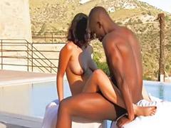 African, Exotic, Ebony amateur couple, Exo, Ebony sex, Ebony amateur