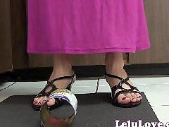 Voyeur dress, Up dress, Foot loving, Foot close up, Dressing-up, Dressing up