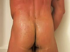 Hot muscular, Solo male cum, Solo cum shots, Josh´s, Josh, Cum solo male
