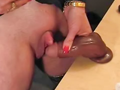 Granny, Mature masturbation, Mature amateur, Perverted, Huge clit, Mature masturbating