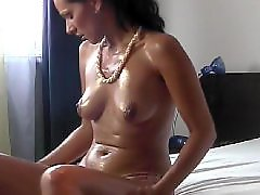 Tits rubbed, Tit clit, Rubs her pussy, Rubbing masturbation, Rubbing clit, Rub tits