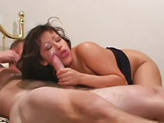 Latin, Heels, Rimming, Blowjob&fucking, Cums twice, High heel fuck
