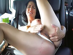 Car, Anal, Amateur, Ass