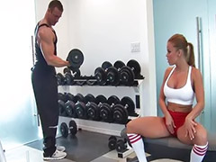 Gym, Hot muscular, Big ass blonde, Asian gym, Asia porn, Vagina porn