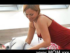 Aso, To man, Milf şişman, Milf gives, Milf brunette, Man to man