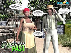 Comic, Comics, Shadows, Shadow of the past, Paste, Comics i