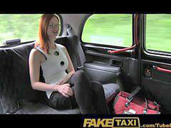 Big tits, Taxi, Fake taxi, Cash