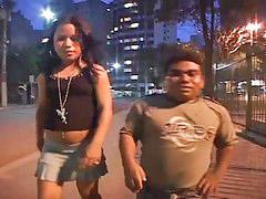 Milf, Midget, Brazilian, Brazilians, Midgets, Milf midget