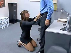 Office slut, Office