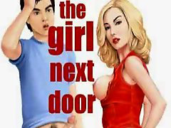 Cartoon, Cartoon b, Cartoon x, The next door, Next door girl, Next