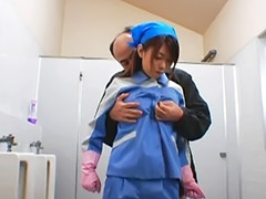 Japanese, Public blowjob, Wrong, Cleans wrong, Japanese blowjob, Japanese lady