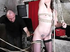 Roping, Roped, Shibari, French bondage, Etürç, Et w
