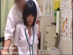 Massage, Cute, Japanese massage, Japanese, Girl