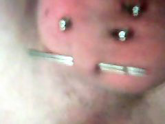 Piercing, Pierced
