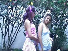 Sammy, Sammie, Sammi, Sammie b, 006, 18 lesbians