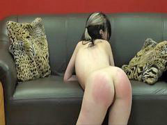 Amateur, Teen, Ass, Spanking, Extreme, Whipping