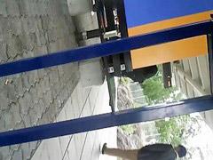 치마팬티, 지하철, 업스커트