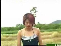 Thailand, Farm, Girl