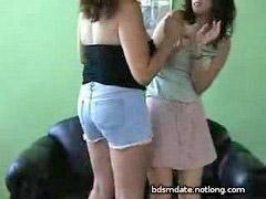 Spanking, Spank, Lesbian, Spanked, Spanking lesbian, Lesbian spanking