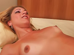 Shemale, Blonde hottie, Anal fun, Tranny sex, Hot shemales, Tranny anal