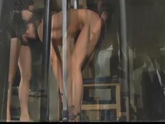 Capture, Gomez, Bondage sex, Spanking sex, Spanking fetish, Sex spanking