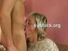 پسر با پسر, Lمامان بزرگ, مادر بزرگ اس, سکس مادربزرگ, جوان با جوان, با مادر بزرگ