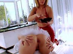 Enema, Lesbian anal