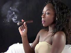 Yellows, Ebony voyeur, Ebony black voyeurism, Black voyeur, Cigars, Chocolate ebony