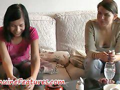 Lesbian play 5, Czech teen, Teen play, Punk lesbians, Punk teen, Punk、