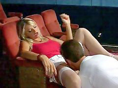 Threesome, Blonde, Cinema