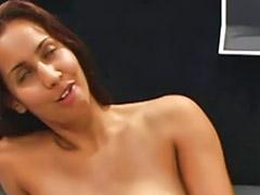 Femdom, Latin, Shaving, Holly, Masturbation lesbians, Nina