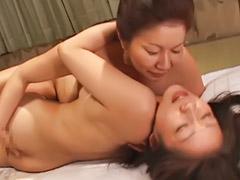 Japanese lesbian, Japanese mature