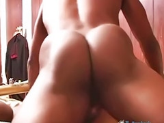 Gay, Ebony anal, Gays, Anal creampie, Bareback, Gay creampie