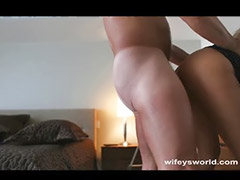Busty ten, Swallow cum, Bus blonde, Blonde swallow, Swallow cums, Swallow blonde