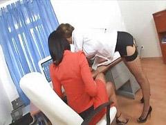 Secretary, Threesome