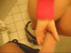 Toilet, Sexy onli, Naughty thing, Brunette sexy, On toilet, D toilet