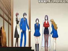 Hentai schools, Hentai school, Big tits hentai, Subs, Subbed, Sub spanish