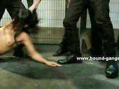 Gangbang, Brutal, Extreme, Brutal gangbang, Video, Group