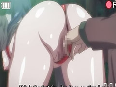 Anime, Anim, Animation, Hentai animation, Slut outdoor, Outdoor slut