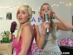 Double blowjob, Girls blowjob, College double, College blowjob, Blowjob double, Double girls