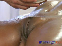 Black, Massage, Orgasms