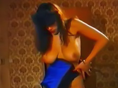 Vintage, Hairy anal, Stockings anal, Hairy vagina, Stocking cum, Vintage big tits