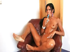 Big tits solo, Ashley, Girls blondes, Masterbation, Big oil, Oiled solo