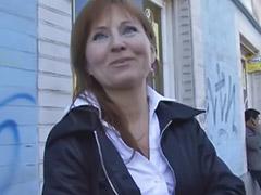 Czech streets, Czech street, Mature public, Mature czech, Public street, Streets czech